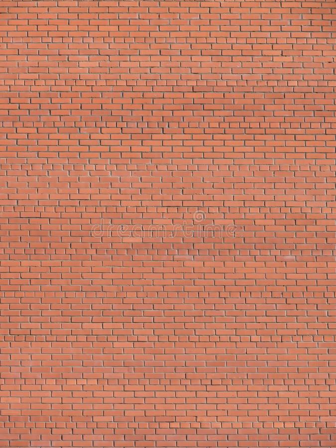 Texture. Wall. Brick. Brick wall shined with the sun royalty free stock photography