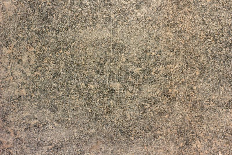 Texture, wall, concrete, it can be used as a background. Wall fragment with scratches and cracks.  stock photo