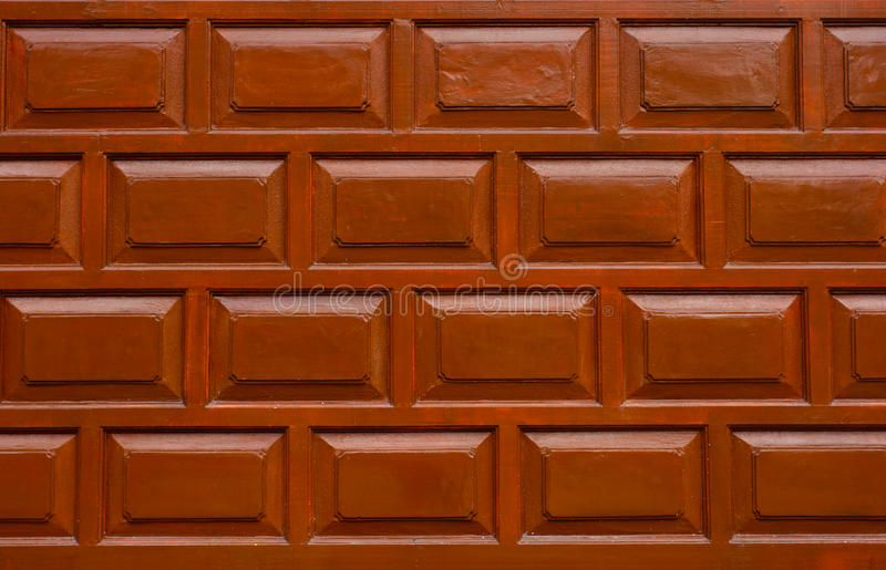 Texture of wall Thai house. Wooden texture of wall Thai house royalty free stock photography