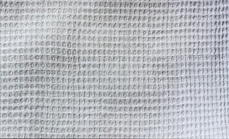 Texture Weave Natural Fabric Waffle Stock Photo Image Of