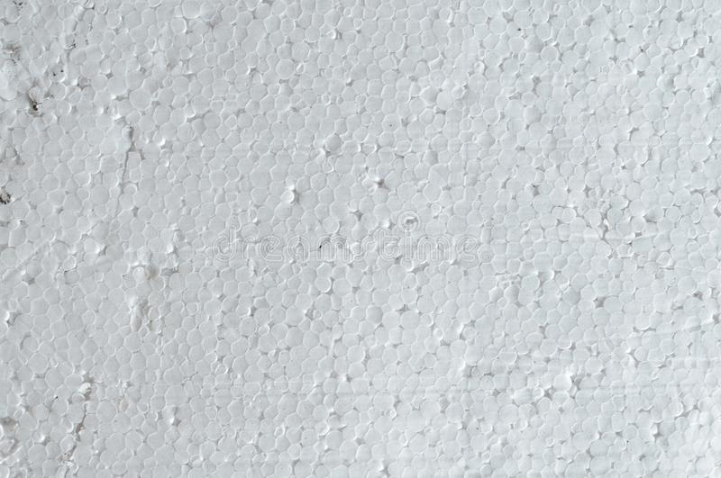 Background Texture White Foam Polystyrene Foam Texture Stock Images