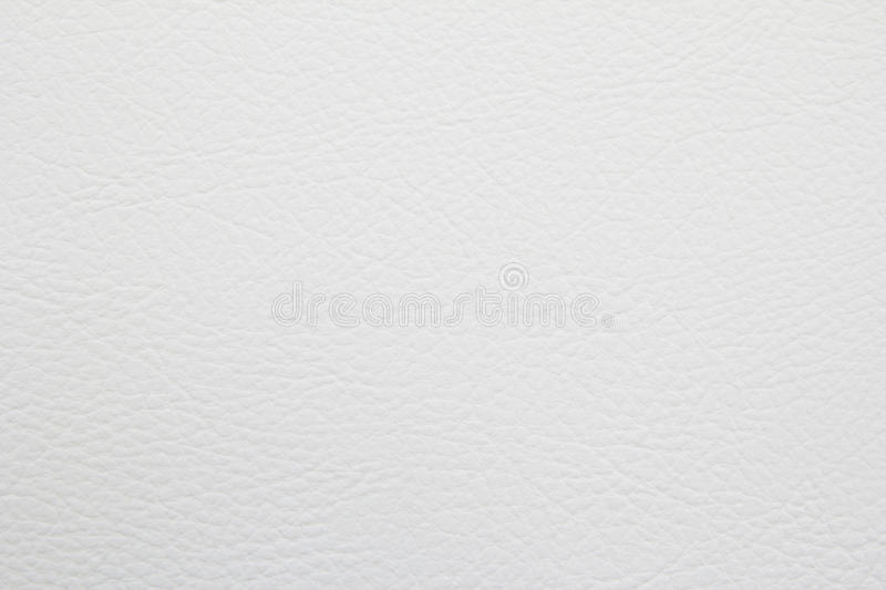 Texture of White leather background royalty free stock image