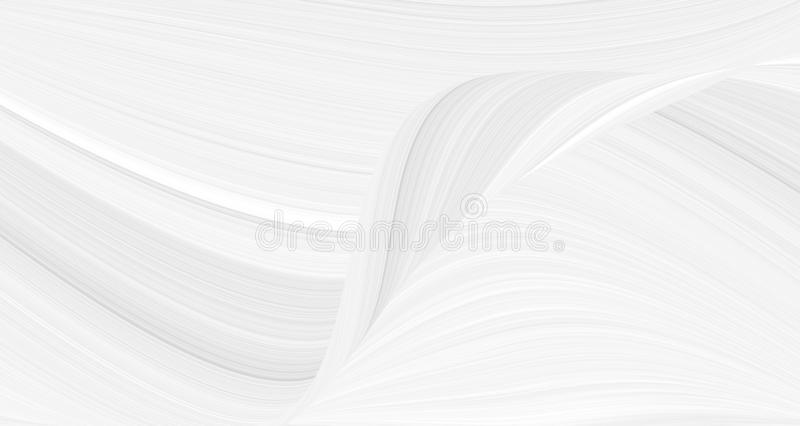 The texture of white marble for a pattern of packaging in a modern style. Beautiful drawing with the divorces and wavy lines. The texture of white marble for a stock image