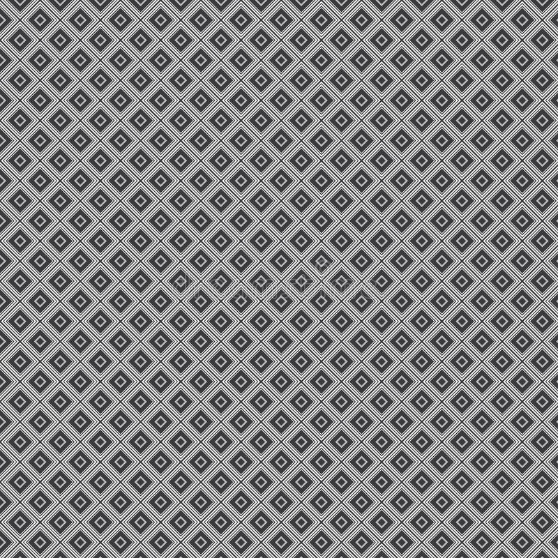 Download Texture Of White Rhombus On A Gray Background Stock Illustration - Image: 28533804