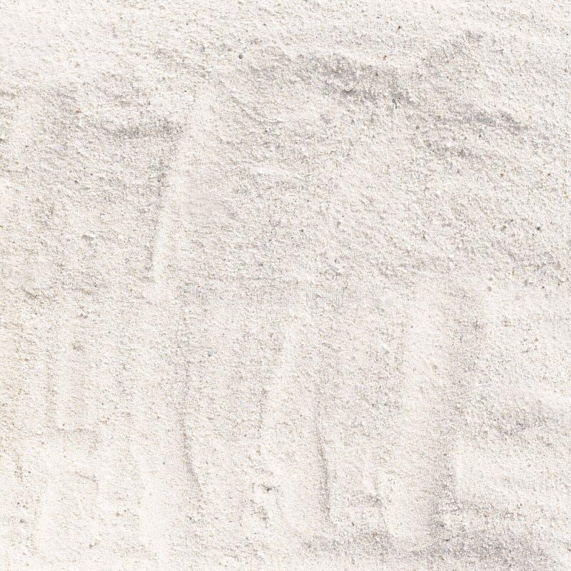 White Sand Background Texture