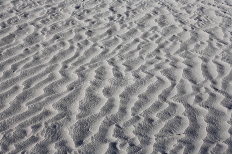 Download Texture Of White Sand Dunes Stock Image - Image of outdoor, sand: 16234285
