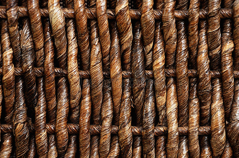 Download Texture of wicker basket stock image. Image of pattern - 20722493