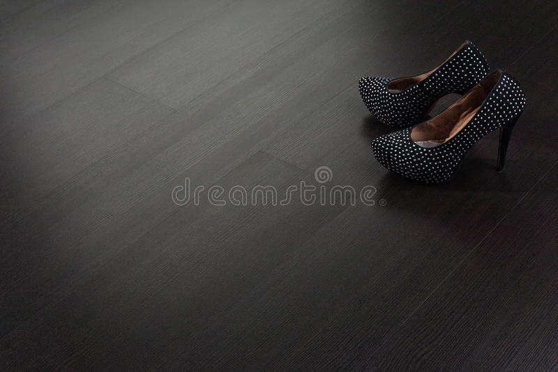 Texture Of Wooden Floor Royalty Free Stock Photos