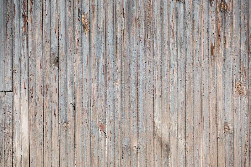 Texture of wooden horizontal old blue smooth boards. Texture of wooden horizontal shabby blue smooth boards, plank, surface, panel, background, floor, hardwood royalty free stock photo