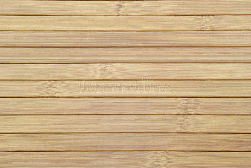 Texture Of The Wooden Slats Of Bamboo Stock Image Image