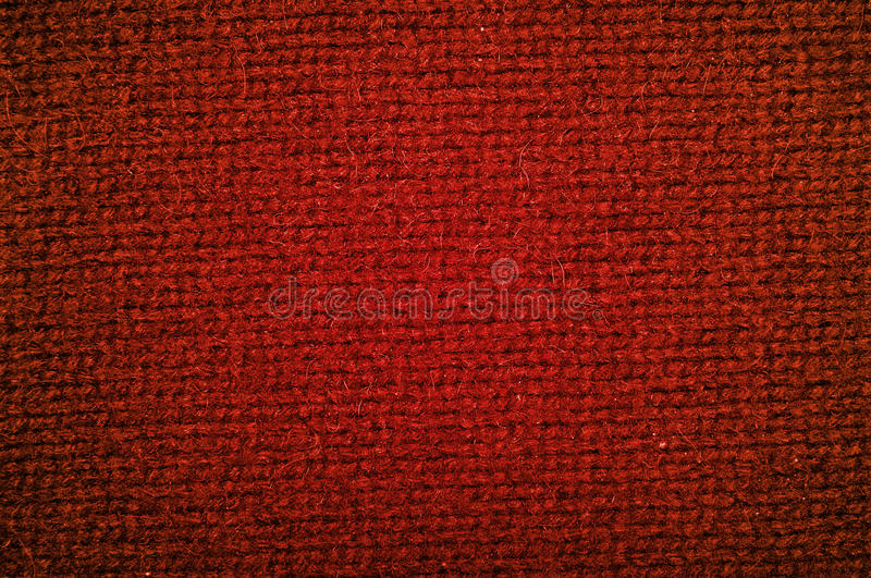 Download Texture Woolen Fabric Red Color Stock Photo - Image: 23433678