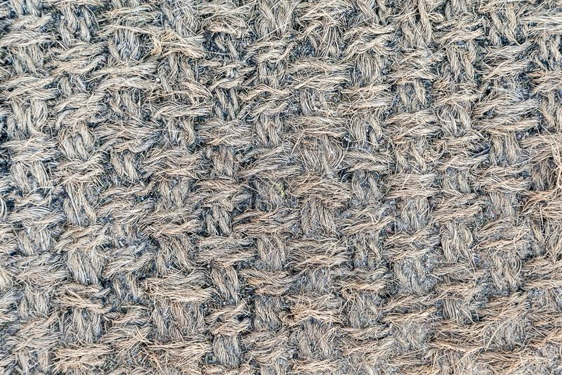 Texture of a woven thread. Textured fabric background Texture of a woven thread royalty free stock photos
