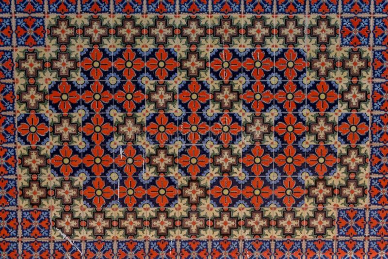 Textured ściana z cegieł dekoracja zdjęcie stock