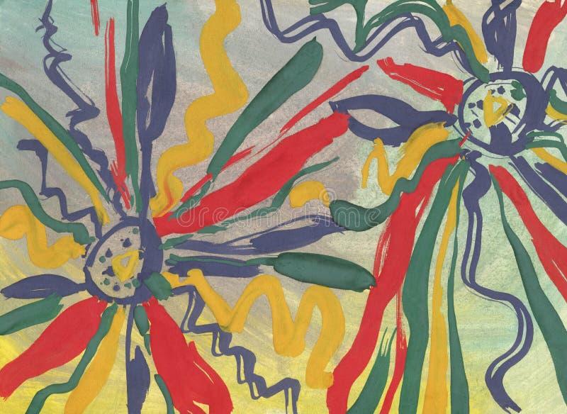 Download Textured Abstrakcjonistyczna Farba Zdjęcie Stock - Obraz złożonej z tło, arte: 28954714