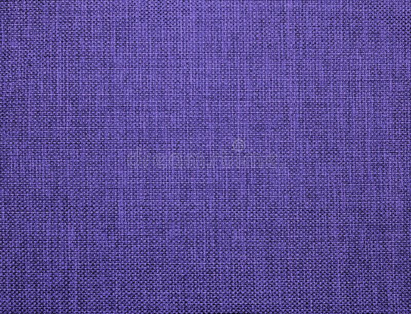 Textured background of blue natural canvas royalty free stock photos