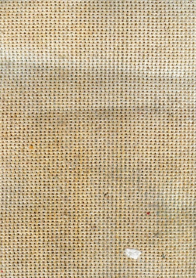 Textured background of burlap stock photos