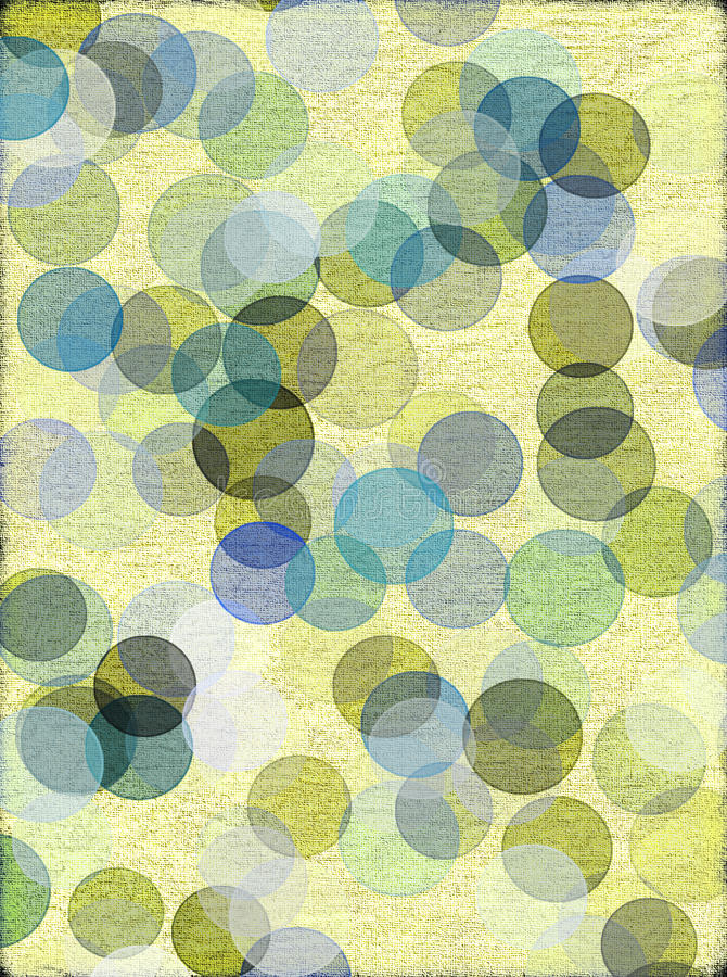 Download Textured Background With Circles Stock Photo - Image: 9515492