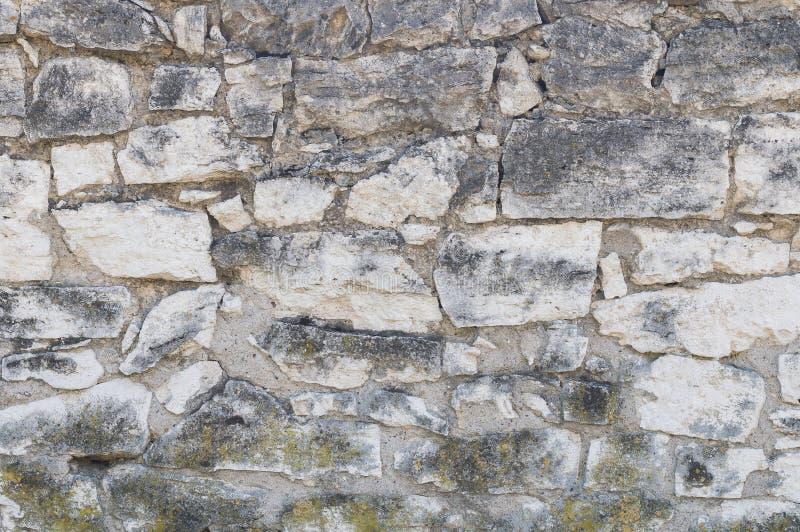 Textured background of large masonry natural stone large stone blocks. Stylish designer background royalty free stock photos