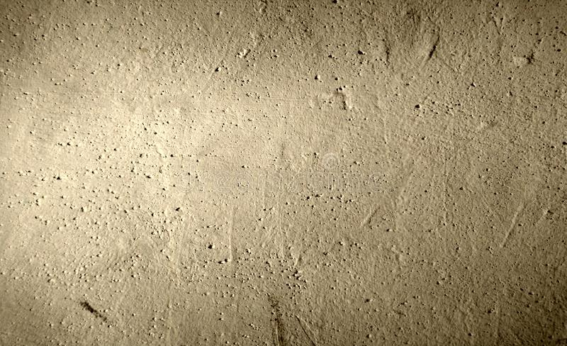 Texture old limestone wall surface in retro style stock photo
