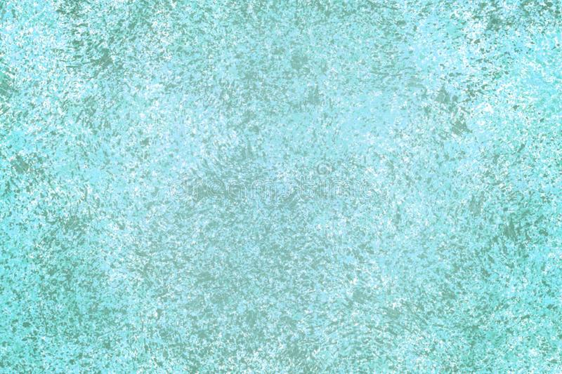 Textured Background with a Sponged Type Effect. Teal Textured Background with a Sponged Type Effect stock image