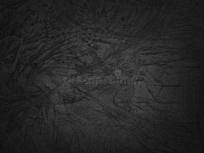 Textured black grunge background. stock photos