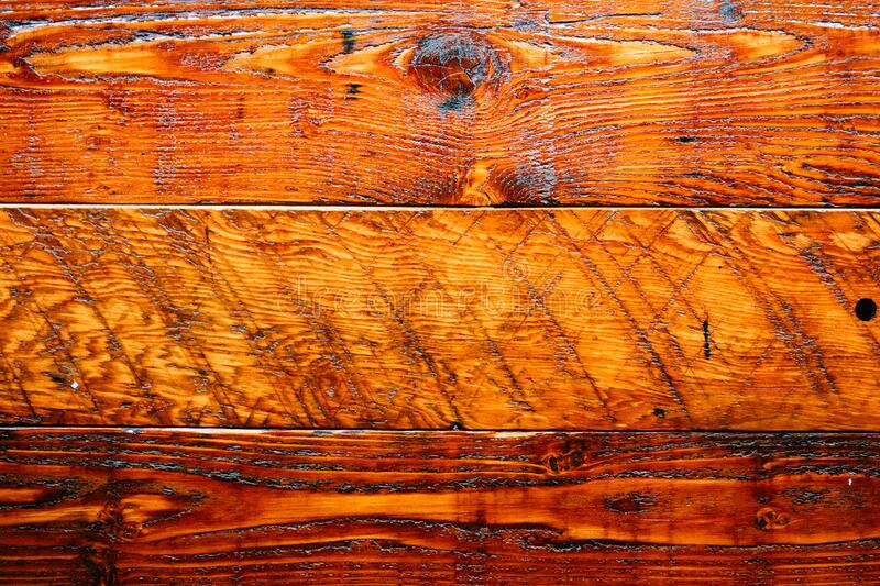 Textured brown wood backgrounds stock image