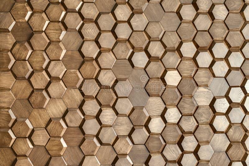 Textured drewniana ściana obraz stock