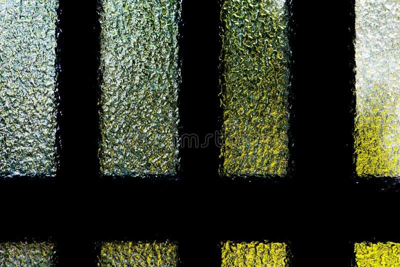 Textured Glass Door Stock Image Image Of Light Background 60807943