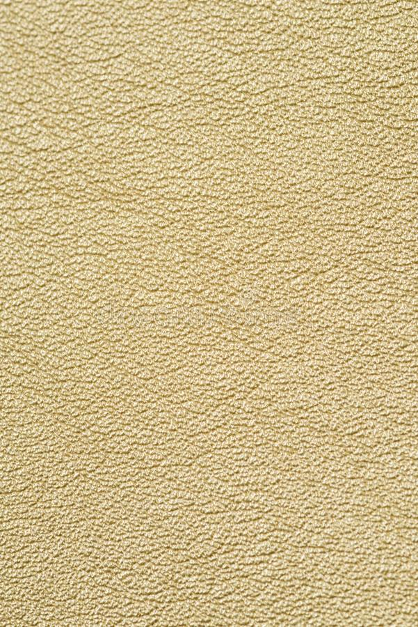 Textured gold leather background royalty free stock images