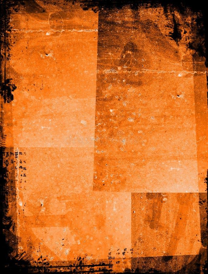 Textured Grunge Background stock illustration
