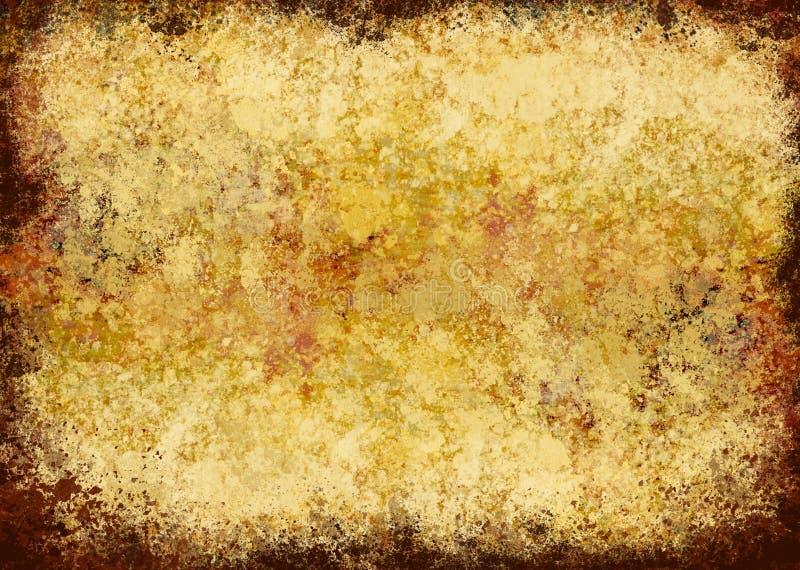 Download Textured grunge frame stock illustration. Illustration of frame - 472043
