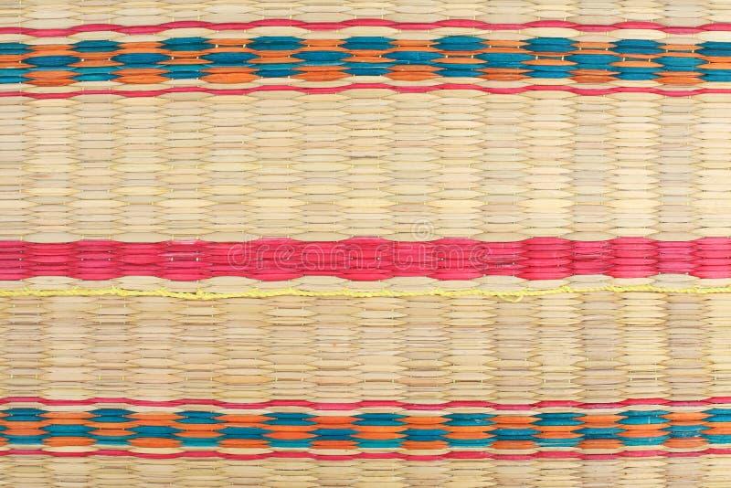 Download Textured Pattern Of Weaving Colorfu Mat Stock Photo - Image: 39777762