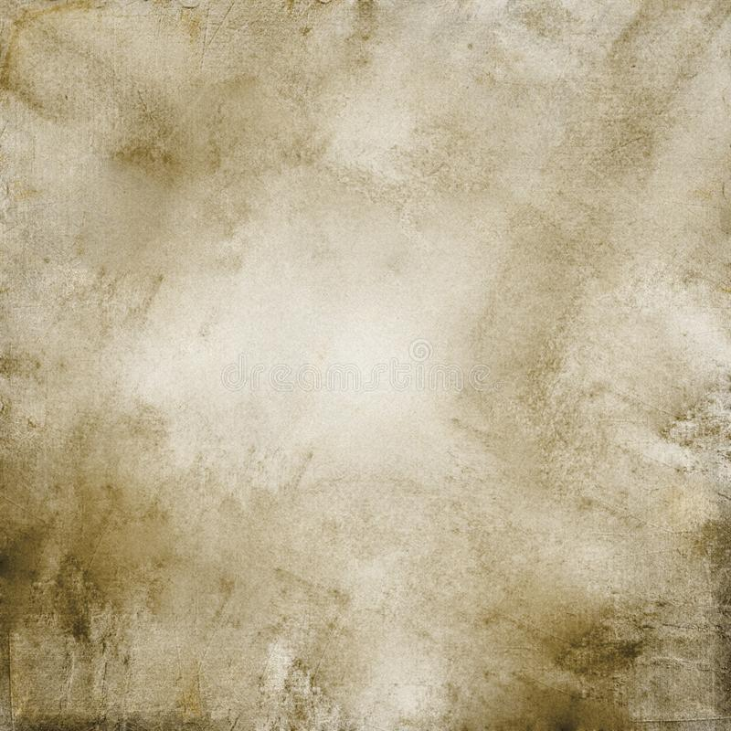 Textured podławy tło w beżowych colours fotografia stock