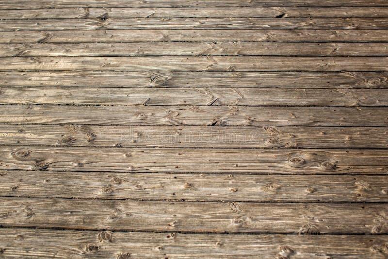 Textured specificerade trädurken från brädena på stranden fragment fotografering för bildbyråer