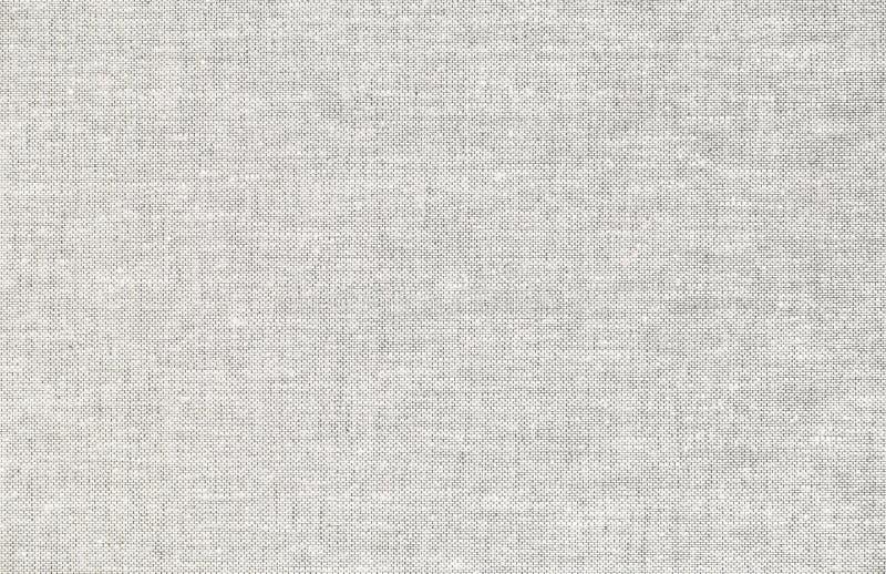Textured tekstylny bieliźnianej kanwy tło zdjęcia stock