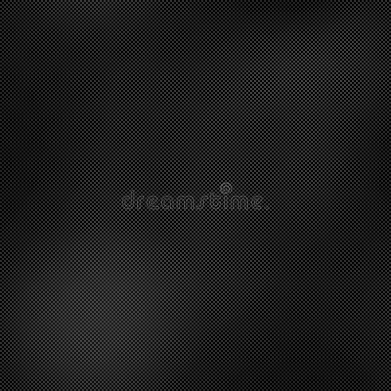 Textured węgla włókna wzór fotografia royalty free