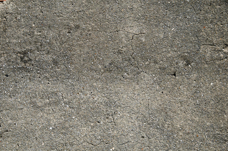 Textured the wall. Cement plastered ancient walls royalty free stock images
