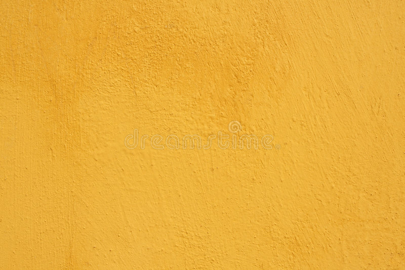 Textured wall. Image of textured wall , yellow stock image