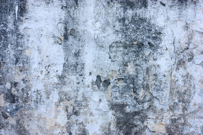 Textured walls with dirt. royalty free stock photo