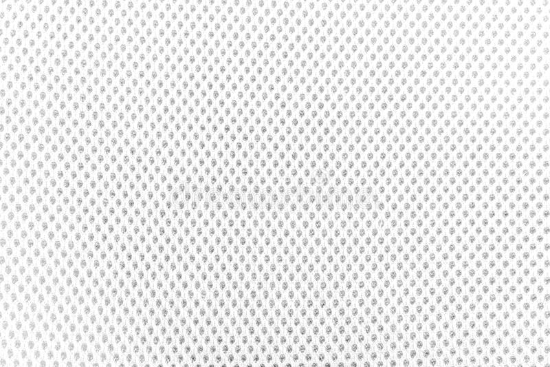 Textured white fabric cloth texture with natural patterns can be. Used as background royalty free stock photo