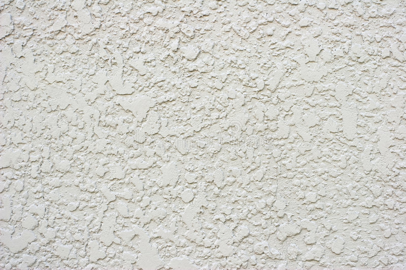 Textured White or Grey Stucco Wall With Small Crac royalty free stock photo