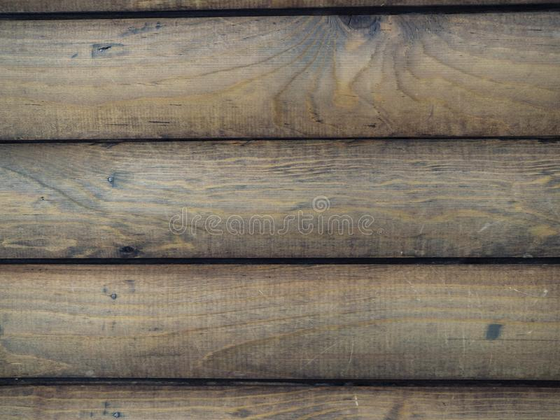 Textured wooden background stock photography