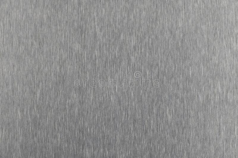 Texturen av aluminium är en fin skrapa som är monophonic fotografering för bildbyråer