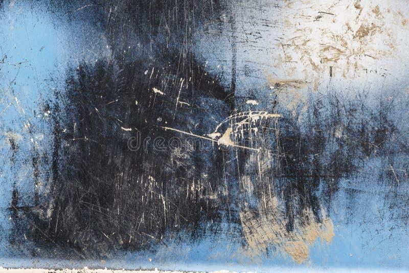 Texturen av den gamla bildörren arkivfoton