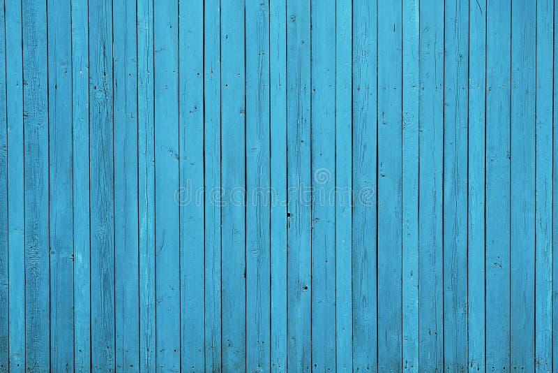 Texturen av den målade blåa trädbakgrunden royaltyfri fotografi