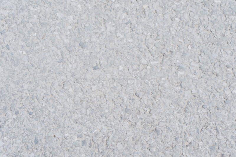 Texturen av ljus asfalt arkivfoto