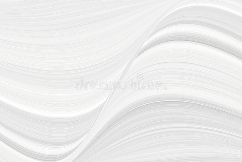 Texturen av vit marmor för en modell av att förpacka i en modern stil Härlig teckning med skilsmässorna och de krabba linjern royaltyfria bilder