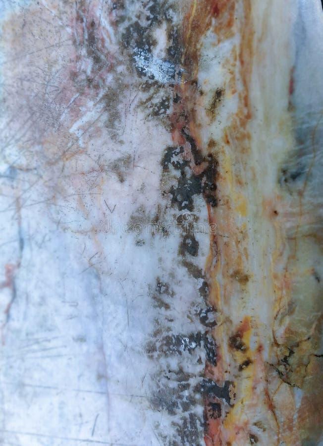 Texturer modeller av marmor arkivbild