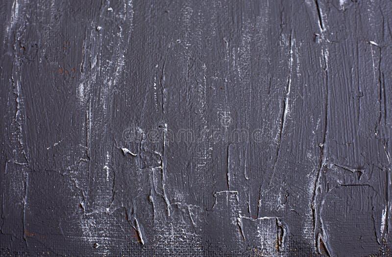 Texturera av en betongvägg Effekten av betong stock illustrationer