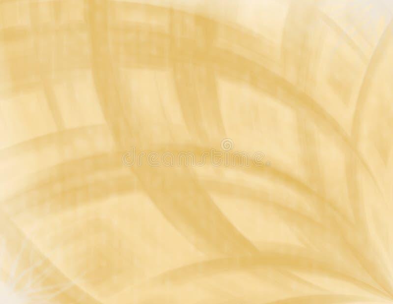 texturerad abstrakt guld royaltyfri illustrationer